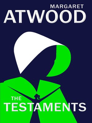 cover image of The Testaments